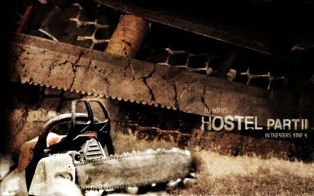 Hostel: Part 2. Desktop wallpaper
