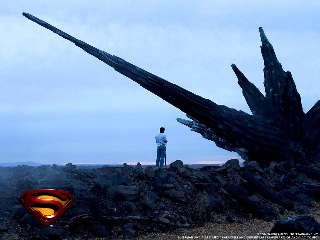 Superman Returns Desktop Wallpaper 1024x768