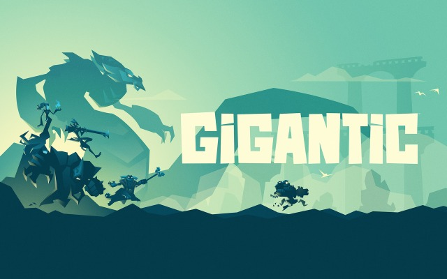 Gigantic. Desktop wallpaper
