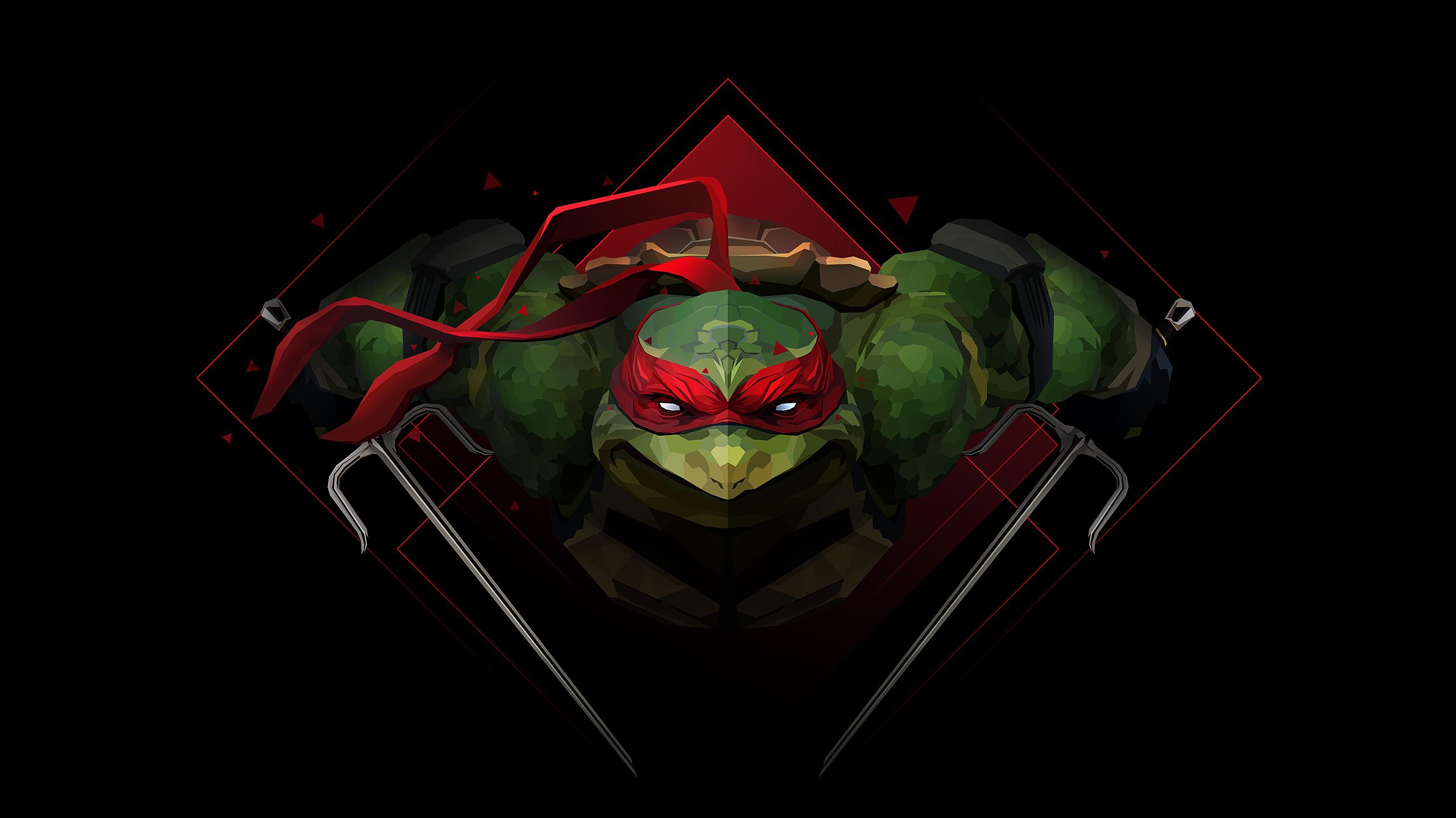 Teenage Mutant Ninja Turtles Desktop Wallpaper 2560x1440