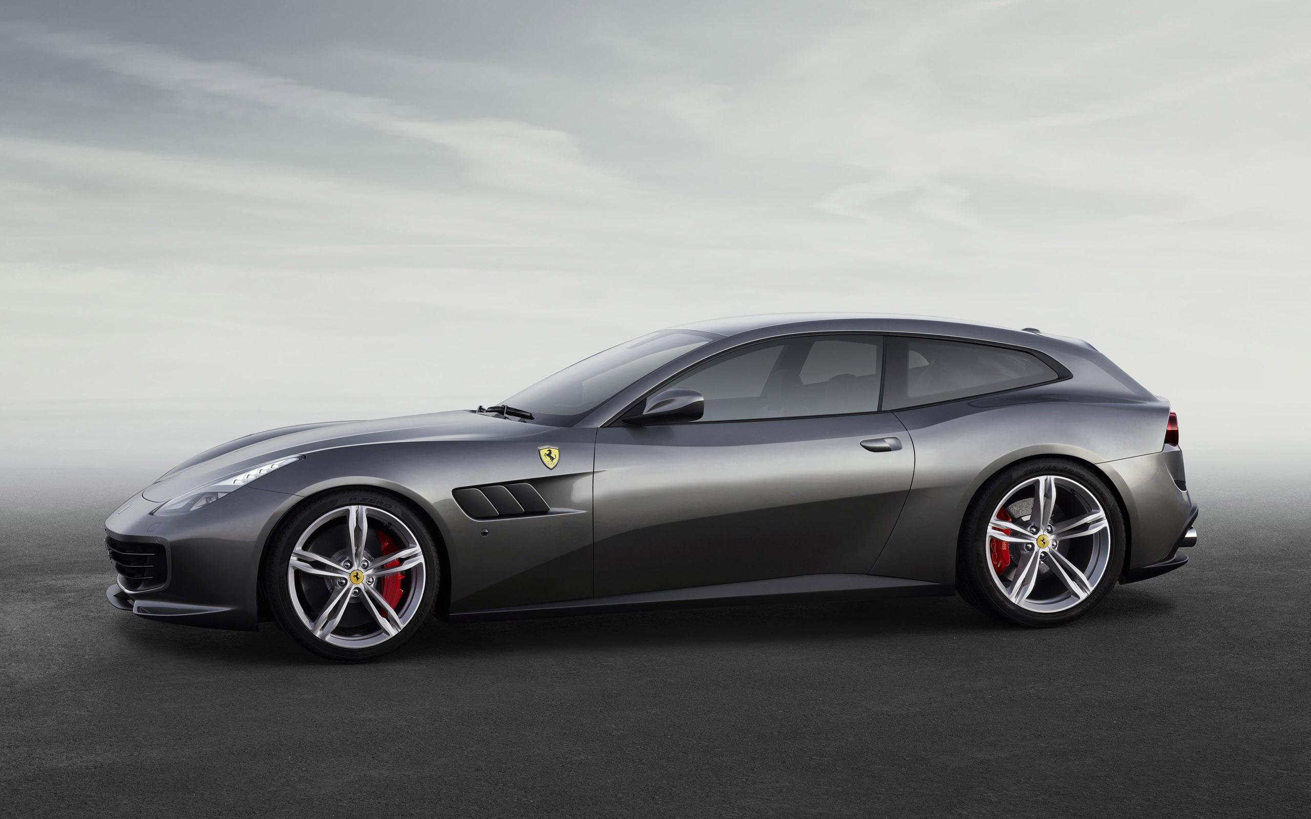 Ferrari Ff Gtc4lusso 2016 Desktop Wallpaper 2560x1600