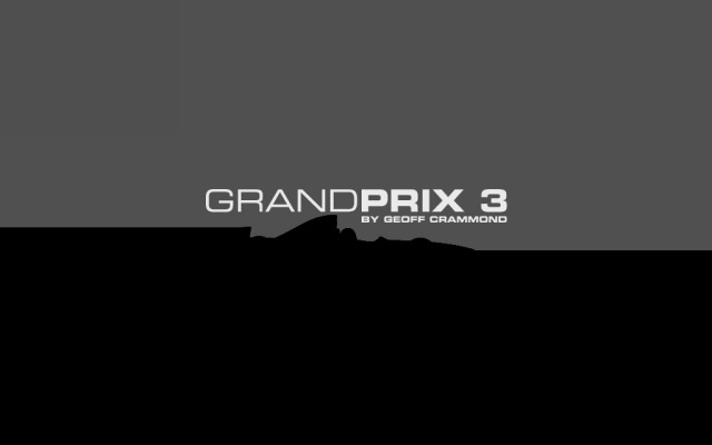 Grand Prix 3. Desktop wallpaper