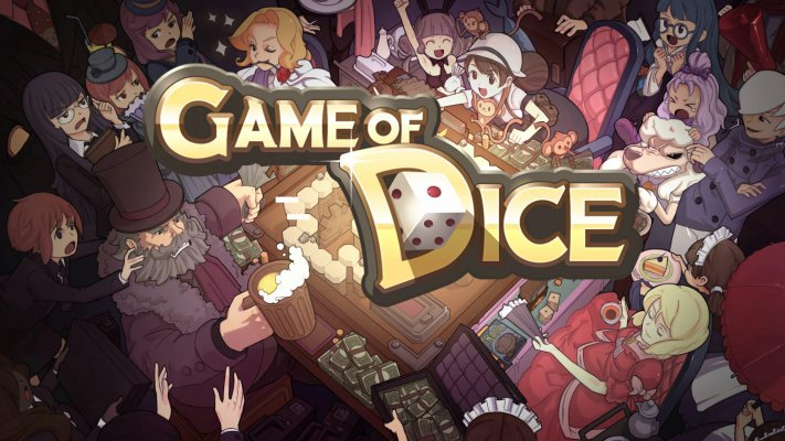 Game of Dice. Desktop wallpaper