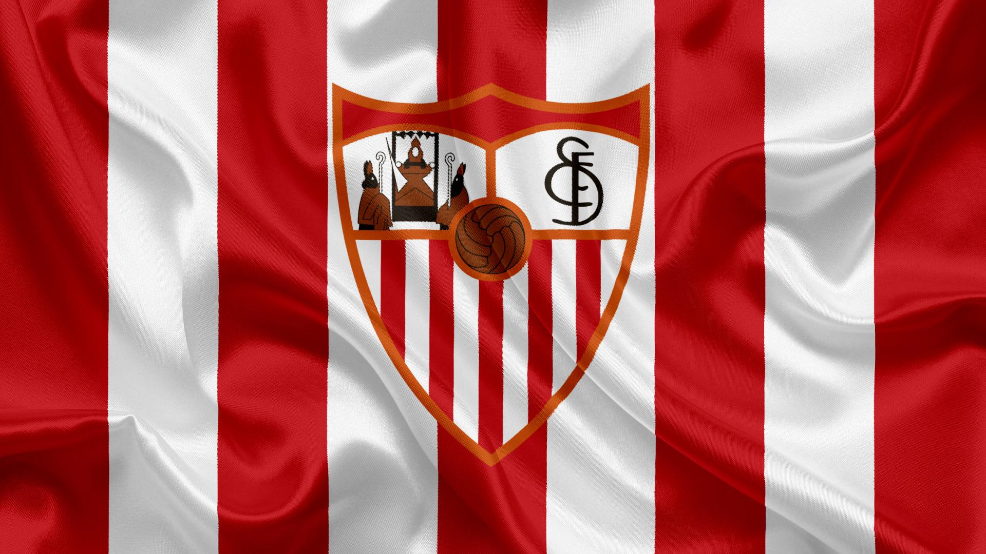 Sevilla FC. Desktop wallpaper. 1920x1080