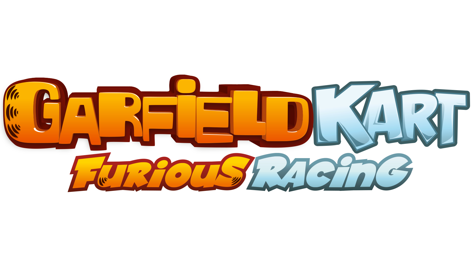 Garfield Kart Furious Racing Desktop Wallpaper 1920x1080