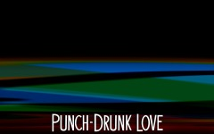 Desktop wallpaper. Punch-Drunk Love