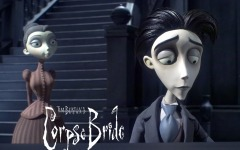 Desktop wallpaper. Corpse Bride, The