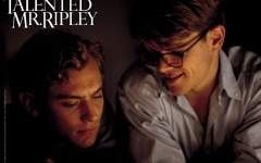 Desktop wallpaper. Talented Mr. Ripley, The