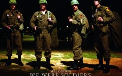 Desktop wallpaper. We Were Soldiers